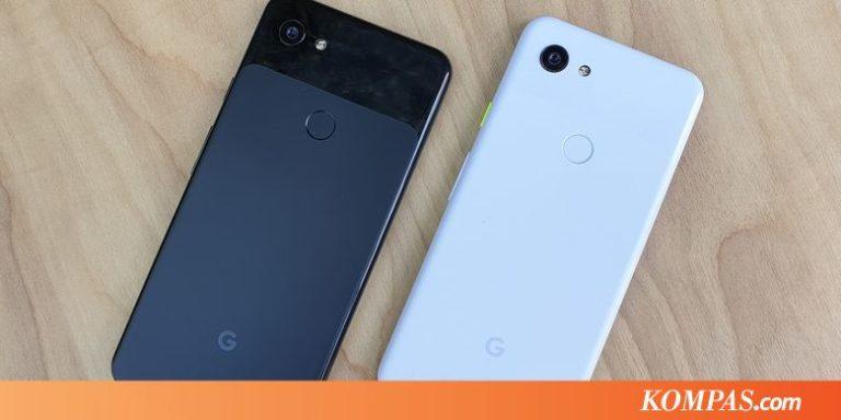 Menjajal Pixel 3a dan Pixel 3a XL di Markas Google