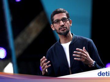 Perjalanan Hidup CEO Google yang Menginspirasi - Detikcom