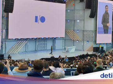 Pixel 3a, Android Q dan Hal Panas Lain di Google I/O