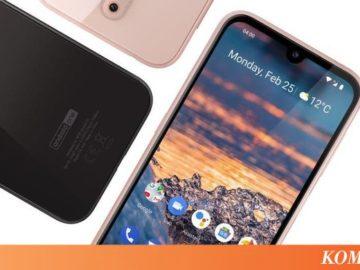 """Ponsel """"Google Assistant"""" Nokia 4.2 Resmi Masuk Indonesia, Harganya?"""