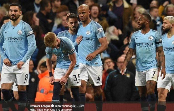 Prediksi Line-up Man City vs Watford – Menuju Raihan Treble Domestik