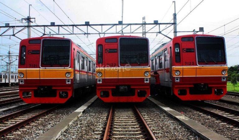 Rekayasa Operasi dan Layanan Commuter Line Sementara : Okezone News