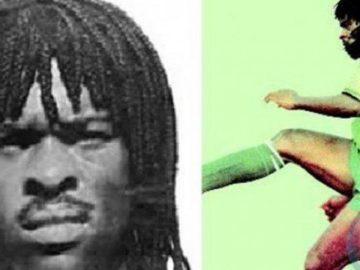 TRIBUNWIKI: Google Doodle Peringati HUT Samuel Okwaraji, Pesepak Bola Nigeria, Meninggal Muda