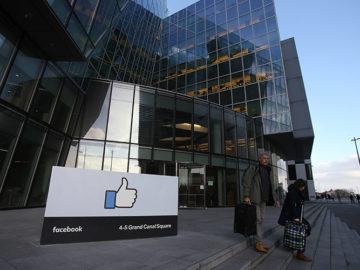 Bermunculan Aksi Unilateral, Facebook Lobi Tarif Pajak Irlandia