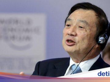 Bos Huawei Umbar Potensi Bahayanya Hongmeng bagi Google
