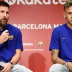 Dikode Messi Lewat Grup WhatsApp, Akankah Neymar Kembali ke Barcelona?