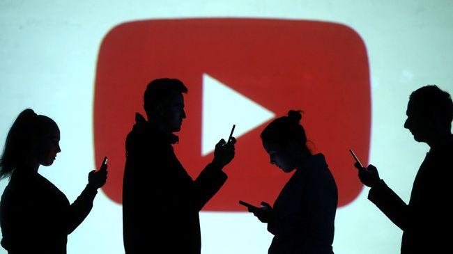 Gangguan Server Google, Youtube Sempat Tak Bisa Diakses di AS
