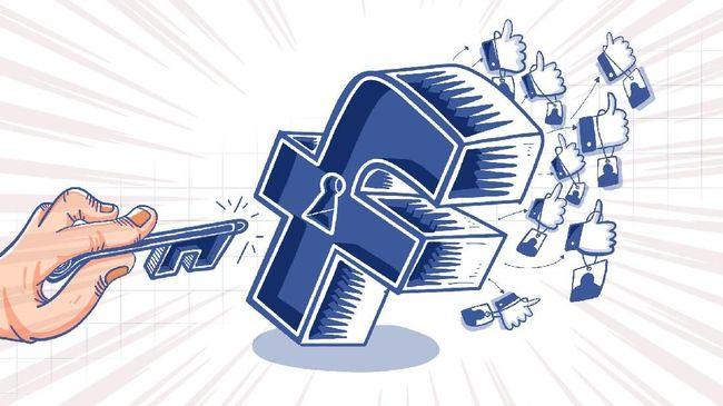 Jadi Target Penyelidikan AS, Saham Facebook & Amazon Anjlok