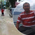 MEDAN BANJIR LAGI, Wakil Wali Kota Meminta Maaf Melalui Postingan Facebook