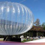 Pascagempa, Google Operasikan Balon Internet di Peru