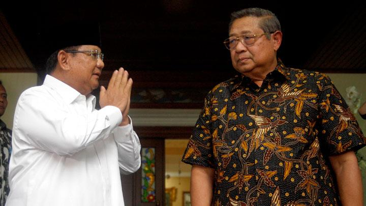 Prabowo Ucapkan Selamat Idul Fitri Lewat Facebook