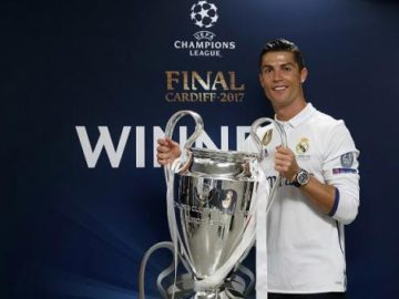 Ronaldo Absen di Daftar Legenda, Warganet 'Serang' Facebook LaLiga