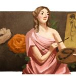 TRIBUNWIKI: Google Doodle Kenang Michaelina Wautier, Pelukis Wanita yang Berani Ekspose Tubuh Pria