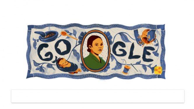 Google Doodle Maria Walanda Maramis.