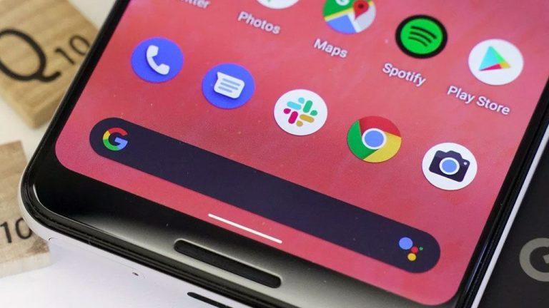 Android Q Beta 5 Dirills, Google Mulai Tiru iPhone X?