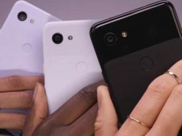 Google Pixel 3A. (blog.Google)