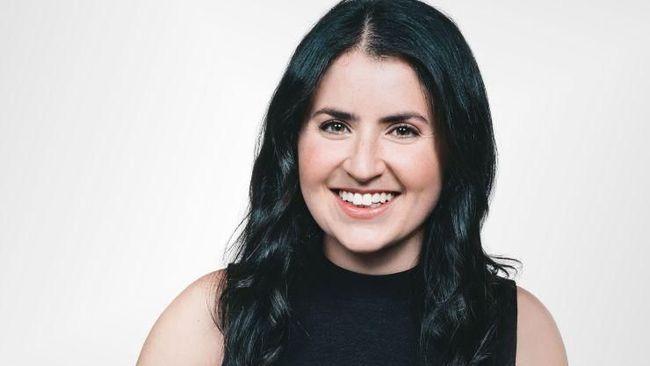 Morgan Beller, Wanita 26 Tahun di Belakang Facebook Libra