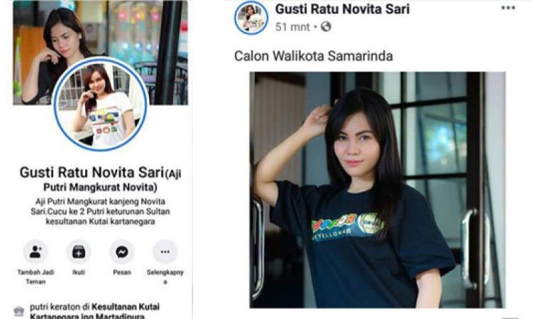 Viral Akun Facebook Mengaku-ngaku Cucu Sultan Kutai, Pihak Kesultanan Isyaratkan Tempuh Jalur Hukum