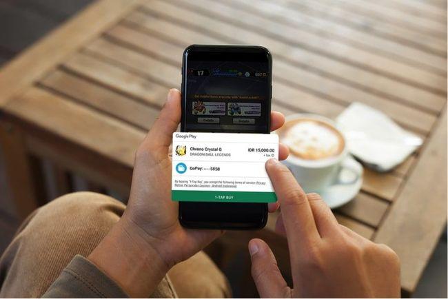 Aktivasi GoPay di Google Play Store, Ada Promo Beli Apps