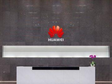 Logo Huawei. (Huawei)