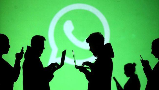 Cara video call 50 orang di Whatsapp, Buat Lebaran Digital