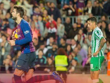 Barcelona Berpeluang Mainkan Line-up Ini Kontra Real Betis