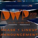 Djakarta Warehoue Project Kembali ke Jakarta, Simak Line Up Fase Pertama DWP 2019