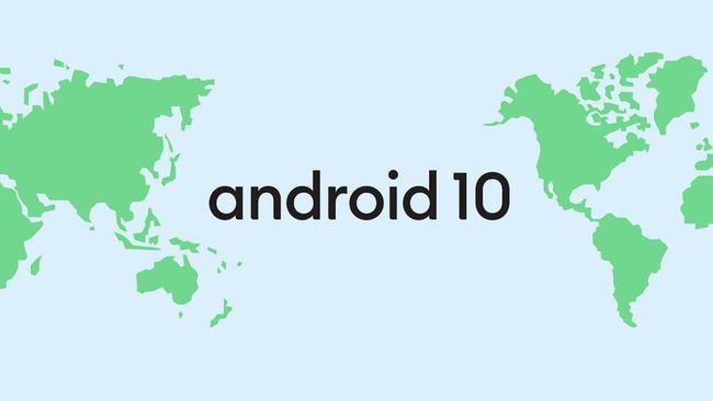 Google Umumkan Android 10, Tak Lagi Pakai Nama Dessert