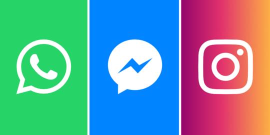 Ini Rumor Nama Baru WhatsApp dan Instagram Setelah Diganti Oleh Facebook