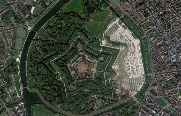 Keren Abis! 10 Foto Bumi Menarik Ini Ditangkap Dari Google Maps
