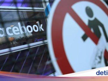 Kominfo Banyak Blokir Konten Terorisme di Facebook & Instagram
