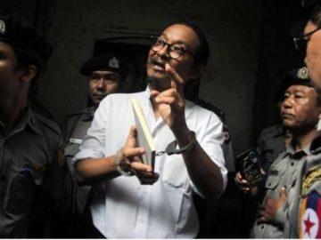Kritik Militer Myanmar di Facebook, Pembuat Film Dihukum 1 Tahun Kerja Paksa | iNews Portal