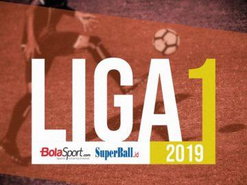 Ilustrasi Liga 1 2019.