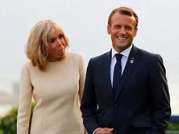 Macron Kecam Presiden Brasil karena Ejek Istrinya di Facebook