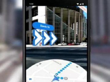 Navigasi AR Sambangi Google Maps untuk Android dan iOS   iNews Portal