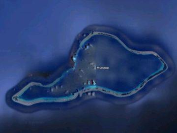 Separuh Pulau Ini Diblur Google Maps, Terkuak Ini Dia Fakta Dibalik Misterinya!