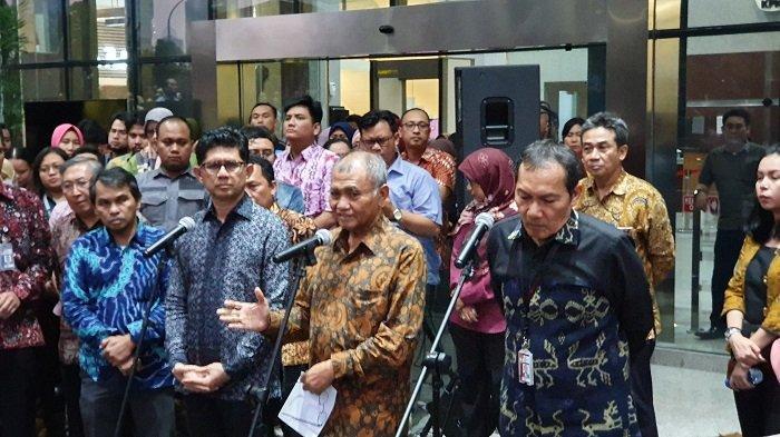 Agus Rahardjo Akui Ada Perdebatan di Grup WhatsApp Pimpinan KPK Sebelum Konferensi Pers Soal Firli