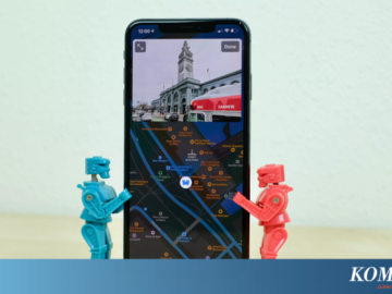 Apple Maps di iOS 13 Punya Fitur Mirip Google Street View