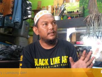 Black Line Art, Serba Serbi Produk Kulit Karya Pengrajin Lampung - kumparan.com - kumparan.com