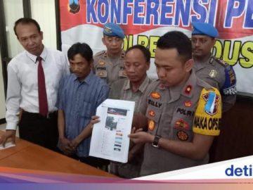 Diduga Hina Polisi di Facebook, 2 Pria Diperiksa Polres Kudus