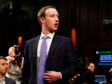 Duh! Senator AS Ini Ingin Bos Facebook Didenda dan Dipenjara, Kenapa?