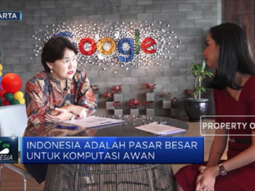 Era Komputasi Awan, Google Cloud Siap masuk Indonesia