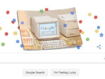 Google Genap Berusia 21 Tahun