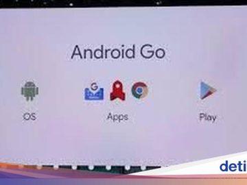 Google Ungkap Android 10 Go, Lebih Kencang dan Lebih Aman