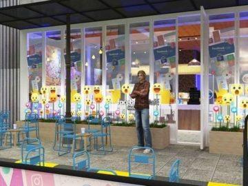 Hai Milenial! Bakal Ada Facebook Cafe Nih di Melawai