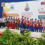 Inilah Para Pemenang ME Awards 2019 Bidang Robotika Line Tracer Tingkat SD/MI, SDM 4 Surabaya Juara I