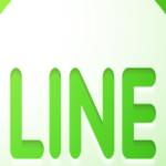 Simbol aplikasi Line