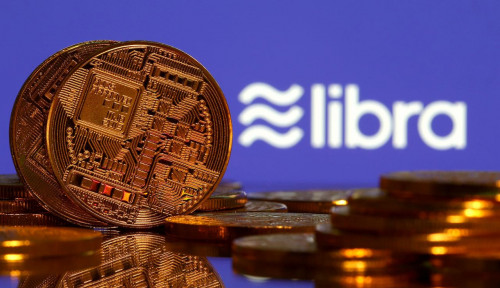 Gegara Transaksi Online Meroket di Tengah Corona, Facebook Mau Rilis 'Dolar' Versi Cryptocurrency