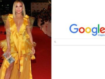 Tak Disangka, Gaun Jennifer Lopez Jadi Pembawa Berkah Google Images