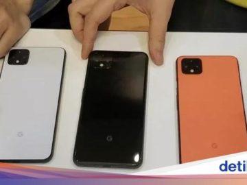 Video Review Google Pixel 4 XL Beredar